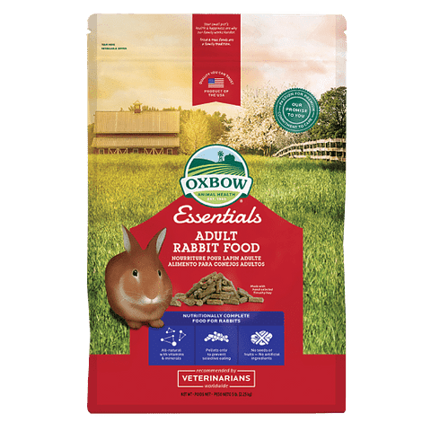 Oxbow essentials Conejo 2,2 Kg