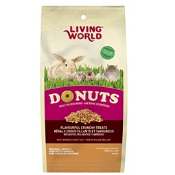 Living World Donuts 150 gr.