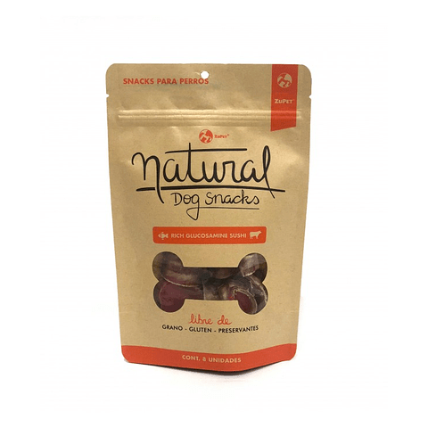 Natural Dog Snacks Rich Glucosamine Sushi