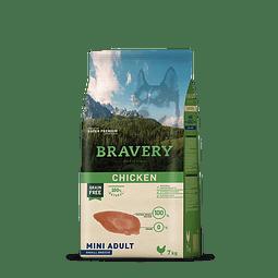 Bravery Pollo Adulto Raza Pequeña 7 Kg