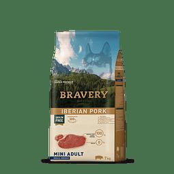 Bravery Cerdo Ibérico Adulto Raza Pequeña 2 Kg