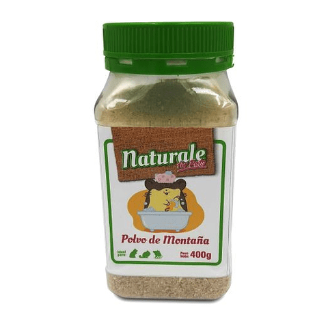Naturale For Pets Polvo de Montaña