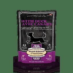 Oven-Baked Dog Treats Duck