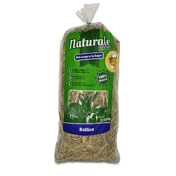 Heno de Ballica Topinambur Naturale for Pets 600 gr