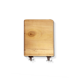 Naturale for Pets Plataforma Rectangular de Madera