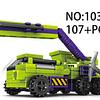 DEVASTADOR SET TIPO LEGO
