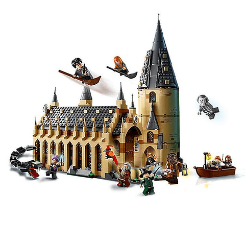 HARRY POTTER SET TIPO LEGO