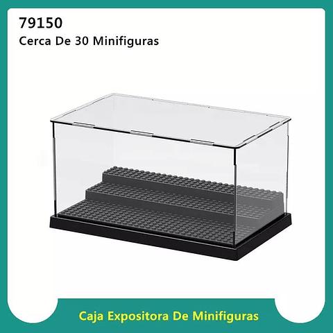CAJA EXPOSITORA DE FIGURAS