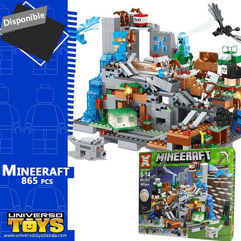 SET TIPO LEGO (MINECRAFT)