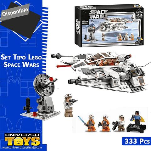 Snowspeeder Set Tipo Lego Star Wars