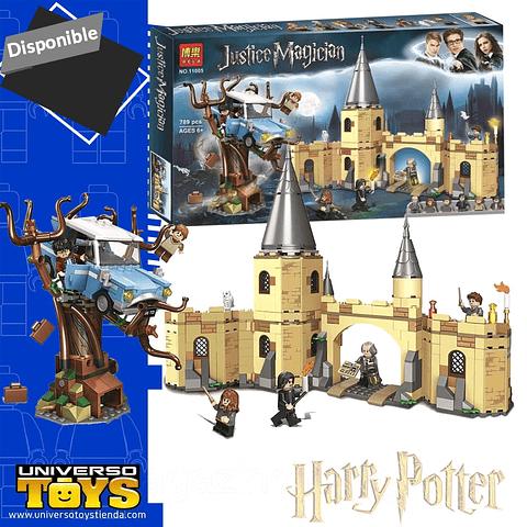 Lego Set Alternativo Harry Potter Hogwarts Whomping Sauce