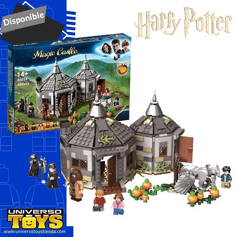 Harry Potter Cabaña Hagrid