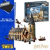 HARRY POTTER SET TIPO LEGO CASTILLO HOGWARTS