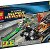 Set Tipo LEGO BATMAN  RIDDLER CHASE A la caza del Acertijo