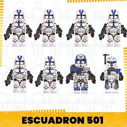 ESCUADRON 501