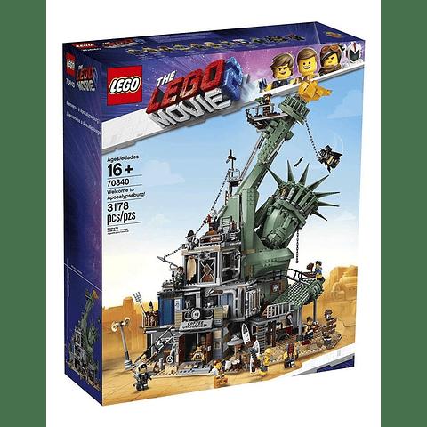 SET LEGO MOVIE 2