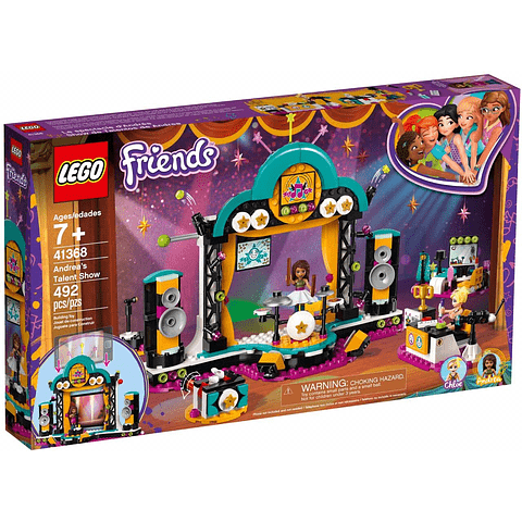 SET LEGO FRIENDS 2