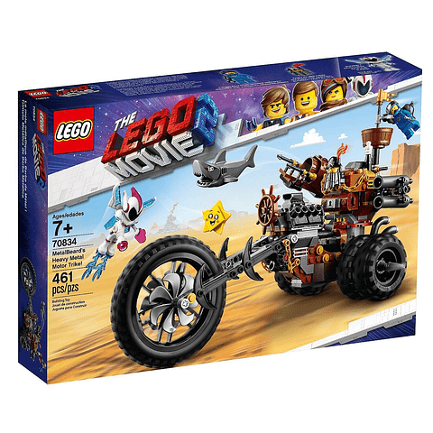 SET LEGO MOVIE 2-1