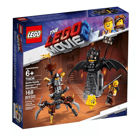 SET LEGO MOVIE 2 -2
