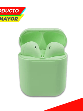 Audifonos Inpods 12 TWS TOUCH-Verde