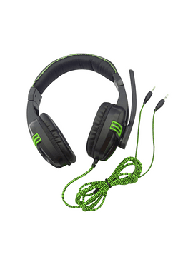 Audifono Multimedia PC Para Gamer XSHARK KX-101