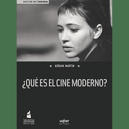 ¿Qué es el cine moderno?