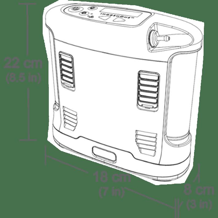 Inogen One G3 (small)- Image 8