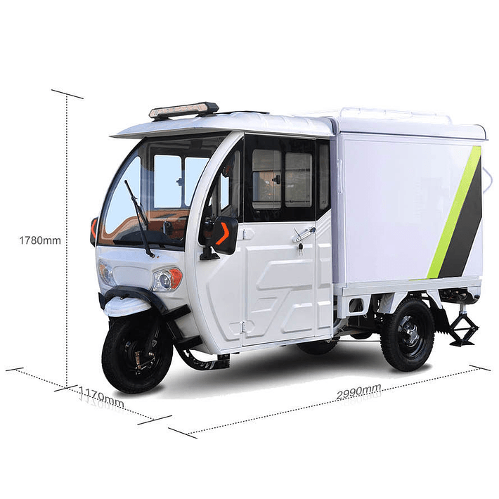 Truck R3 1.8 (120 Ah)- Image 2