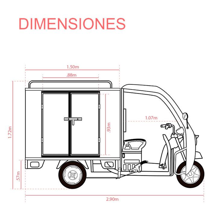 Truck Y8 Pro (32Ah)- Image 14