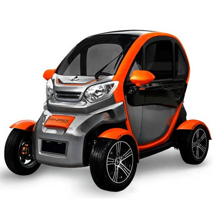 City Car X4 Full  HOMOLOGADO- Image 1
