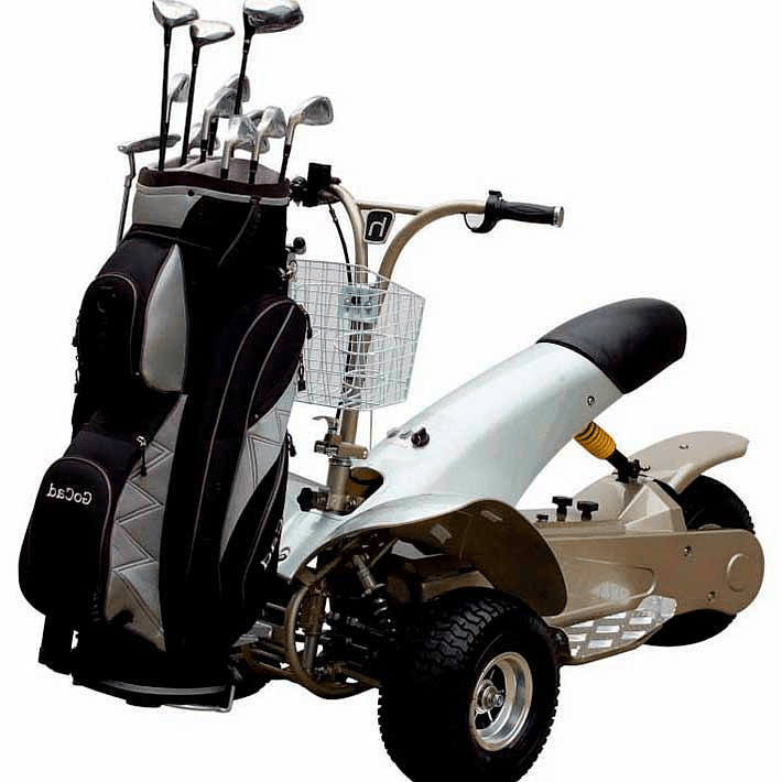 Golf Cart- Image 1