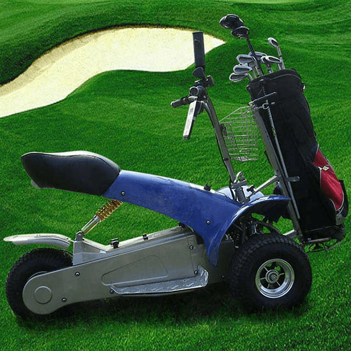 Golf Cart- Image 6