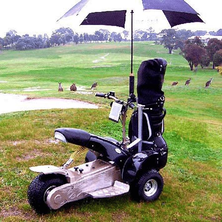 Golf Cart- Image 7