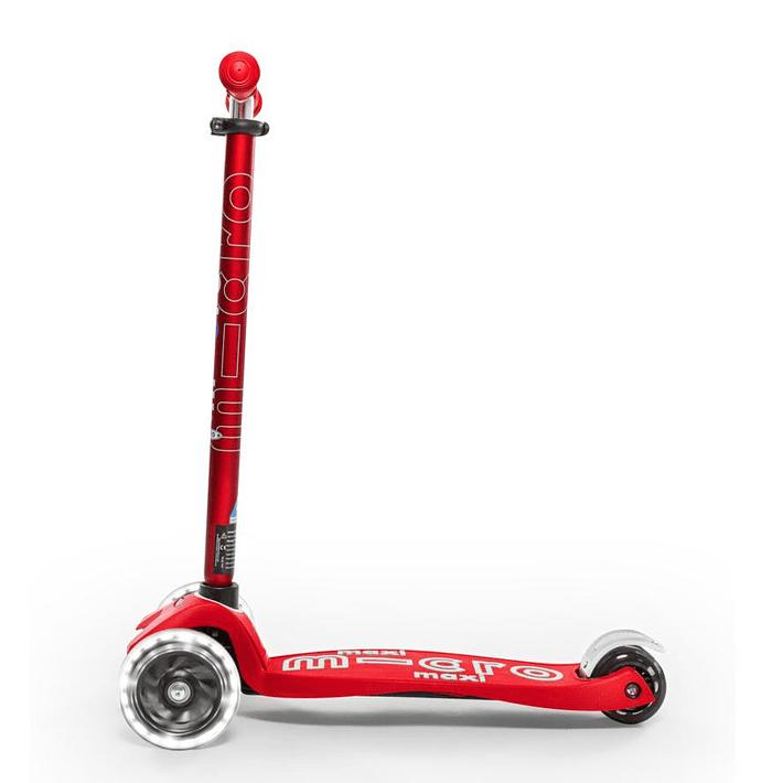 Maxi Deluxe LED Rojo- Image 5