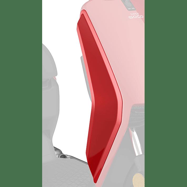 Super Soco Cux Roja- Image 23