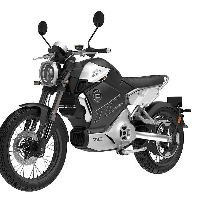 Super Soco TC MAX- Image 1