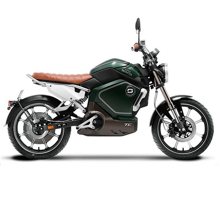 Super Soco TC Verde- Image 5