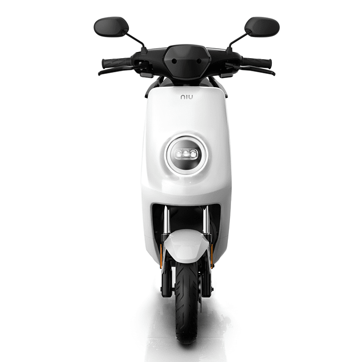 NIU MQi+ Sport Blanco- Image 5