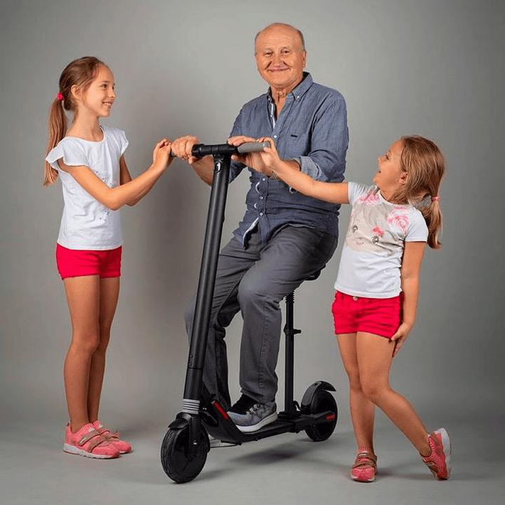 Sillín para scooter serie ES- Image 4