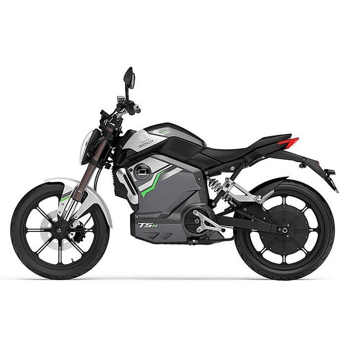 Super Soco TSX Grey- Image 3