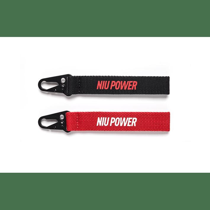 Llavero colgante Power NIU- Image 1