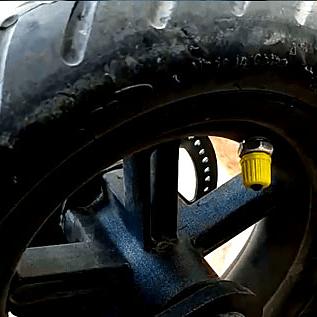 Conversión neumático a tubular 2