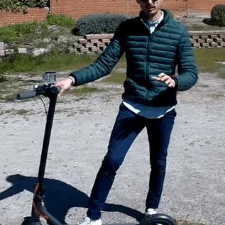 Scooter eléctrica Xiaomi Mijia M365