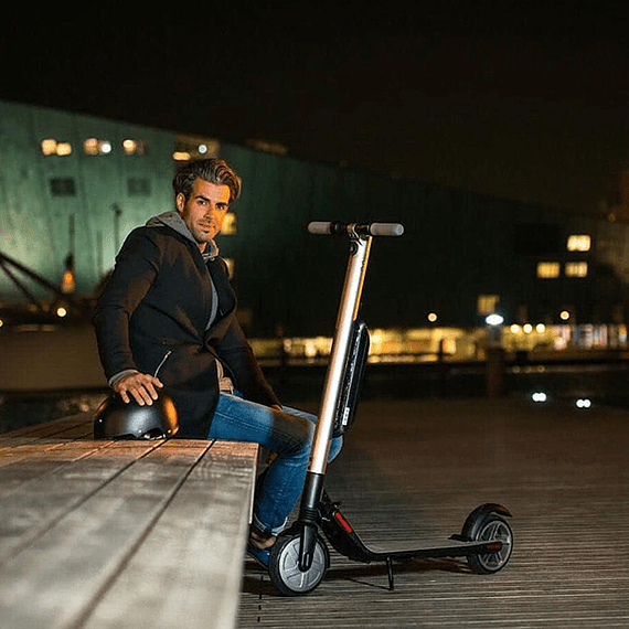Scooter Segway by Ninebot ES4- Image 13