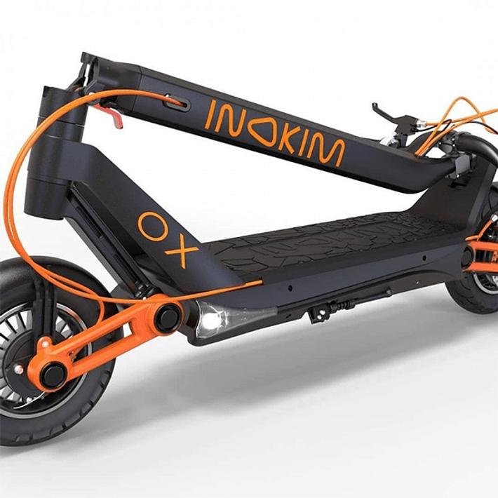 Scooter Inokim OX Súper (Batería LG 60V 21Ah)- Image 3