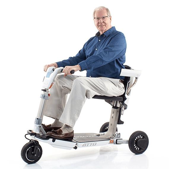 Scooter 3era Edad o Movilidad Reducida ATTO MovingLife- Image 2