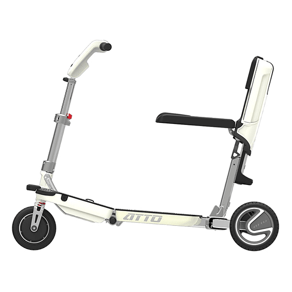 Scooter 3era Edad o Movilidad Reducida ATTO MovingLife- Image 3