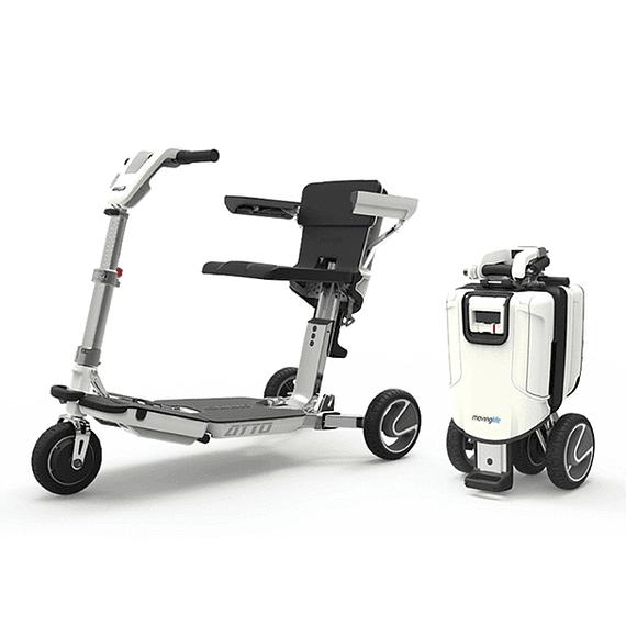 Scooter 3era Edad o Movilidad Reducida ATTO MovingLife- Image 5