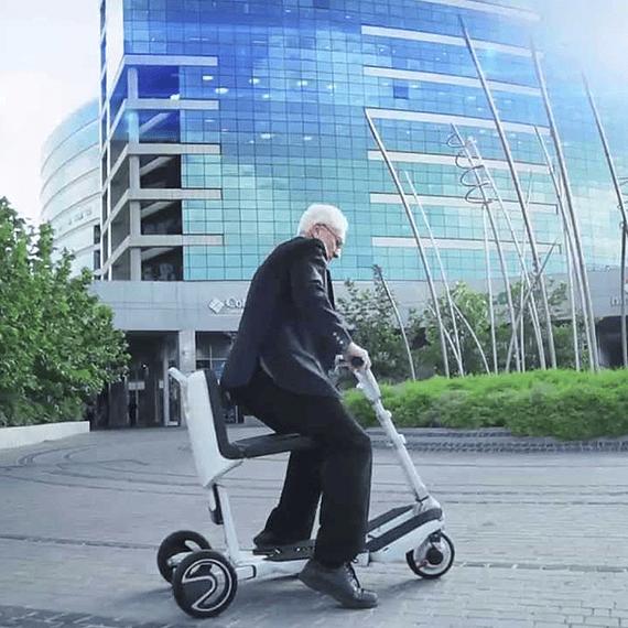 Scooter 3era Edad o Movilidad Reducida ATTO MovingLife- Image 6