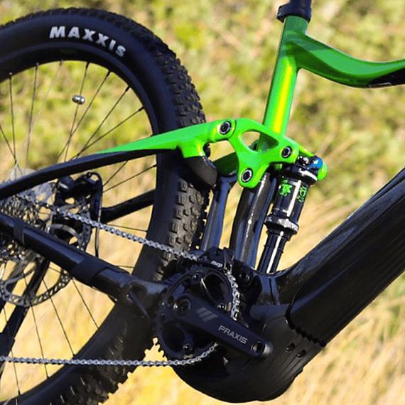 Bicicleta Eléctrica Giant Trance E+3 / 2019- Image 4